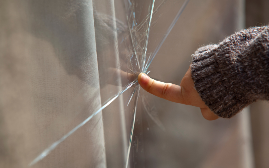 Crack in Your Sliding Glass Door? A Repair Might be All You Need!